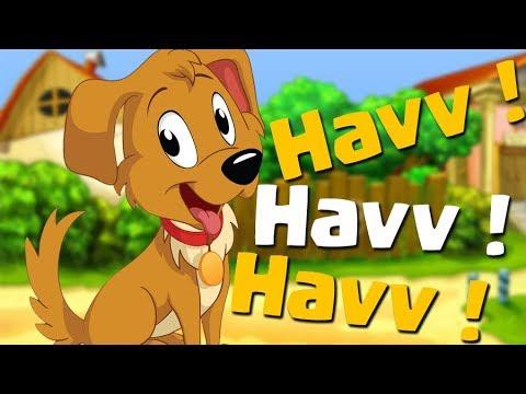 HAV HAV BENİM CİCİ KÖPEĞİM (Köpek Şarkısı) - Pıtırcık Dostlar Yeni Çocuk Şarkısı