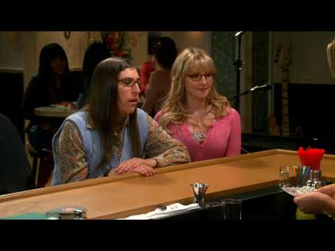 """The Big Bang Theory-( PENNY'S """"INDIAN FRIEND"""")  season 7 episode 8"""
