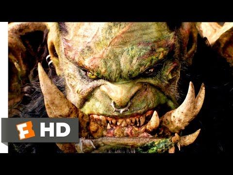 Warcraft - Lothar vs. Blackhand Scene (10/10) | Movieclips