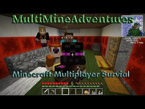 MultiMineAdventures Ep.60 Winter Zoo W/Perritodeoro And Da_goldentuba