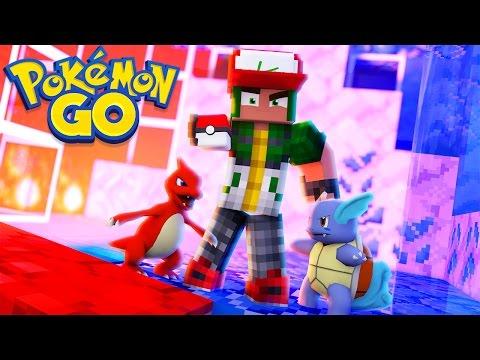 Pokemon Go in Minecraft - Pokemon Vanilla World #2 'EVOLVING' (PokeFind)