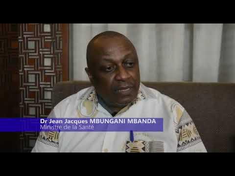 7 membres pour venir faire un état de lieux . Conduite par le ,Dr Jean Jacques MBUNGANI
