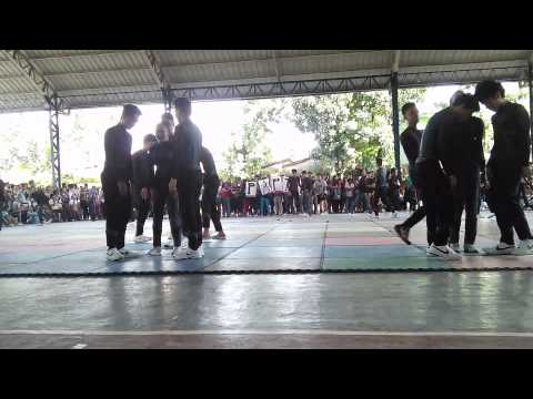 DOMT I-2 PUPQC Cheerdance Competition 2014
