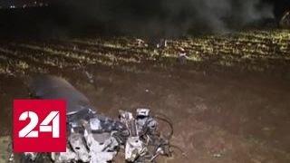 На востоке Турции разбился истребитель F-16