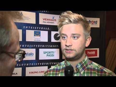 Joel Harkimo ylpeä Arsenal-Manchester City-Super Matchin ehdokkuudesta vuoden Urheilutapahtumaksi tekijä: Suomen Urheilugaala