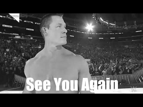 John Cena||See You Again||Tribute to a Hero||AS LIVE