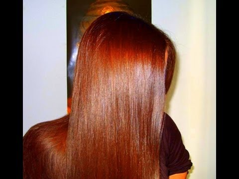 Henna Hair Dye Step By Step Tutorial How To Make The Paste  Trusper
