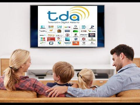 Como hacer una antena casera TDA, TDT ,HDTV, TVHD con solo un cable sin costo.