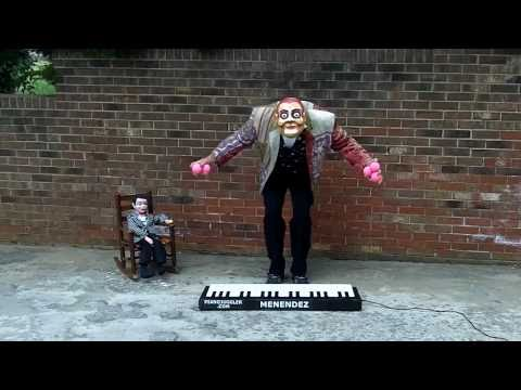 Daniel Menendez - Worlds Fastest Piano Juggler Part - 2 The Son.