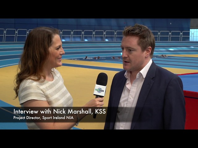 Interview with Nick Marshall, KSS Design Group