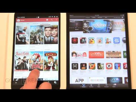 ipad hd - We just HAD to re-evaluate things here now that the Nook HD has google play. Before, if you didn't live within the USA, the Nook HD was virtually useless to ...