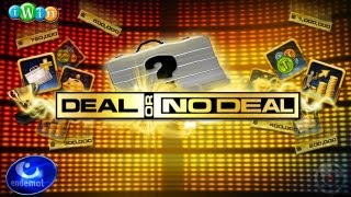 Deal or No Deal videosu