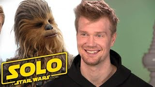 Video 'Solo: A Star Wars Story': Chewbacca Actor Joonas Suotamo (Full Interview) MP3, 3GP, MP4, WEBM, AVI, FLV Juni 2018
