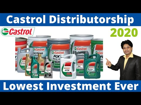 Castrol Dealership Business 2020 | Distribution Business Opportunity in India | Profitable Business