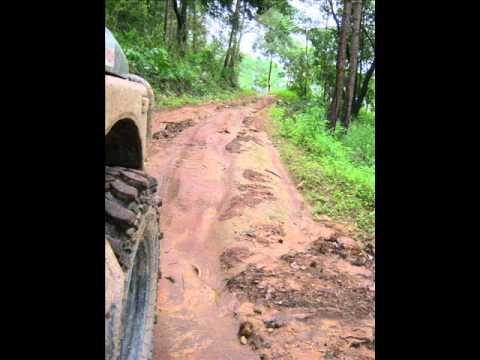 ผากอง เส้นทางออฟโรด-รถวิบาก 2010