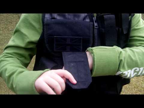 Web-Tex Tactical Cross Draw Vest review