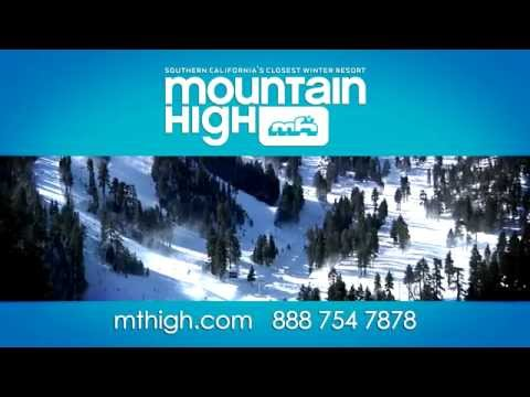 Mountain High 14/15 Season Pass
