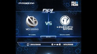 Vici Gaming vs Invictus Gaming, DPL 2018, game 1 [Mila, Inmate]