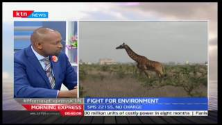 Morning Express: Fight For The Environment 13/10/2016