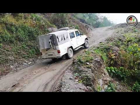 The Most Dangerous Roads In Nepal | Dangerous Roads around all over the world