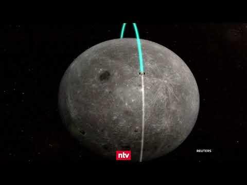 China gelingt erste Landung auf dunkler Mondseite