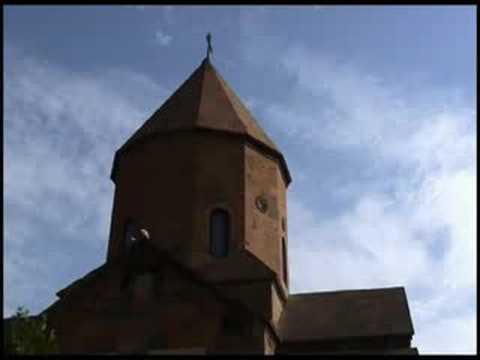 The monastery of Khor Virap (Arménie/Armenia)
