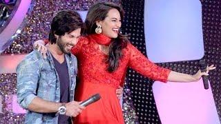 Sonakshi Sinha gets hurt, R Rajkumar Shahid Kapoor lends support on Dance India Dance 4   DID 4 full download video download mp3 download music download