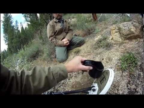 Gold Nuggets & Set Up Instructions for White's GMT Metal Detector (Must Watch Video)