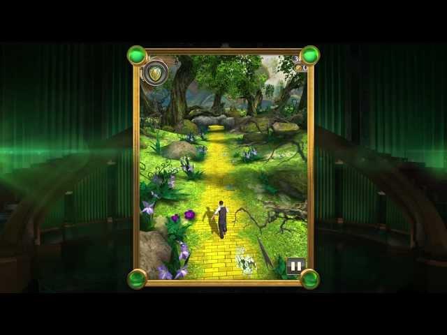 Temple Run: Oz -- Official Launch Trailer