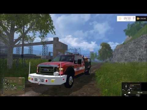 Fordbrush truck v1