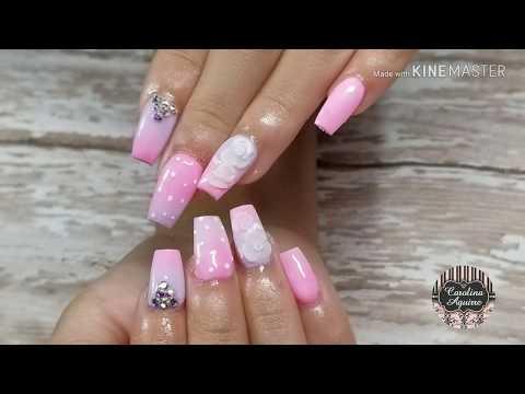 Videos de uñas - Uñas de Layla Aguirre