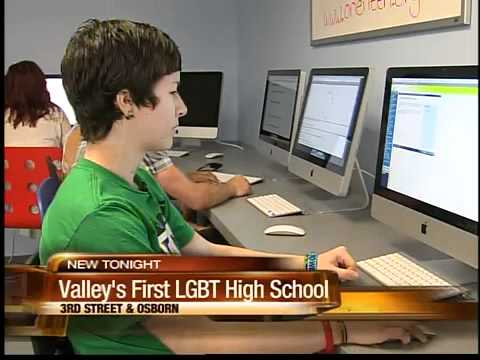 Gay & lesbian high school in the Valley