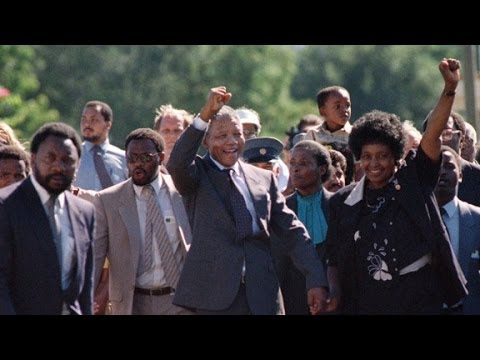 95 - Nelson Mandela's life was defined by his struggle for freedom. CNN's Robyn Curnow reports. More from CNN at http://www.cnn.com/