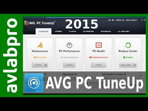 AVG PC TuneUp 2015.15.0 Full Inc.Serial - Torrent