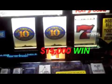 The best way to win at slot machines, Winning on slots