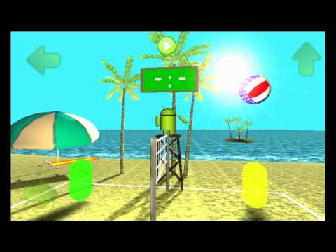Video of Volleyball Physics HD