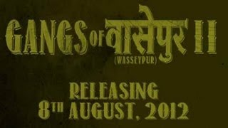 Biwi Se Takraar Dialogue Promo | Gangs Of Wasseypur II