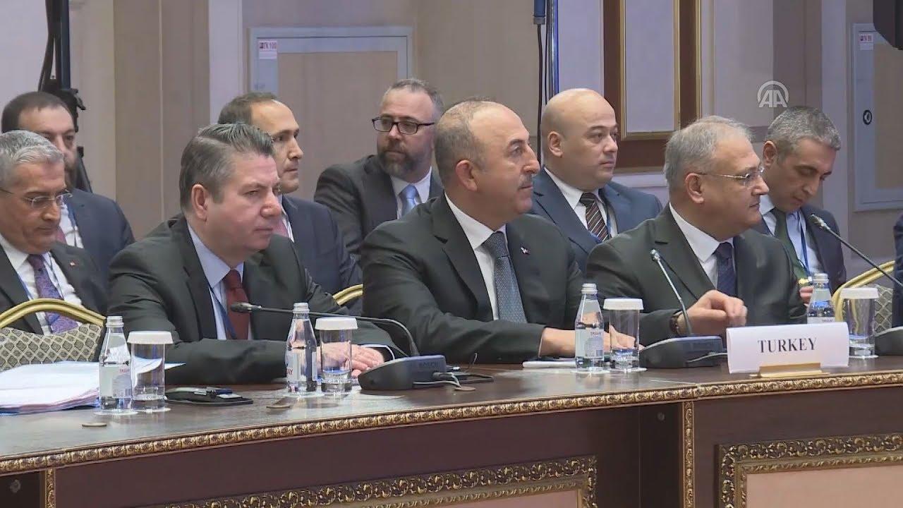 Καζακστάν: Ο Τούρκος ΥΠΕΞ δήλωσε ότι η κατάσταση στην ανατολική Γούτα, οδεύει προς την καταστροφή