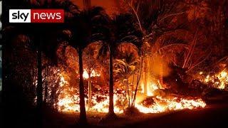 Video Special Report: Hawaii - Island of Fire MP3, 3GP, MP4, WEBM, AVI, FLV Desember 2018