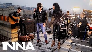 INNA & The Marker - If you didn't love me (Rock the Roof @ Paris)