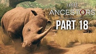 Video ANCESTORS THE HUMANKIND ODYSSEY Gameplay Walkthrough Part 18 - KING OF THE JUNGLE MP3, 3GP, MP4, WEBM, AVI, FLV September 2019