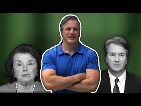 Tom Fitton on Kavanaugh Letter: Why Didn't Sen. Feinstein Bring it Up During Hearings?