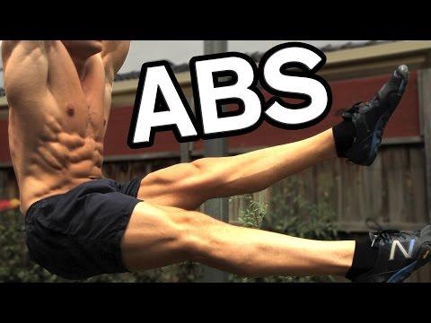 鉄棒で体幹トレーニング25種目