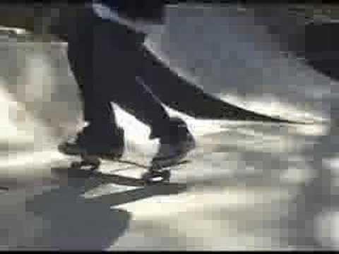 Corte Madera Skatepark Footage featuring Michael Perez
