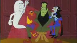 Groovie Goolies Monster Mash Music Video