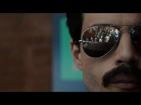 Rami Malek es Freddie Mercury en el tráiler de Bohemian Rhapsody