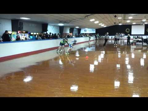 Sami 1000m Final - Springfield, MO - SkateLand