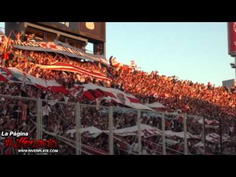 Video - River vos sos mi vida... + Van pasando lo años... - River vs Merlo - Los Borrachos del Tablón - River Plate - Argentina