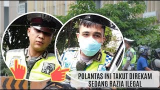 Video Polantas Ini Takut Direkam Sedang Razia Ilegal MP3, 3GP, MP4, WEBM, AVI, FLV September 2018