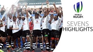 HIGHLIGHTS! Fiji Storm To Title In Las Vegas